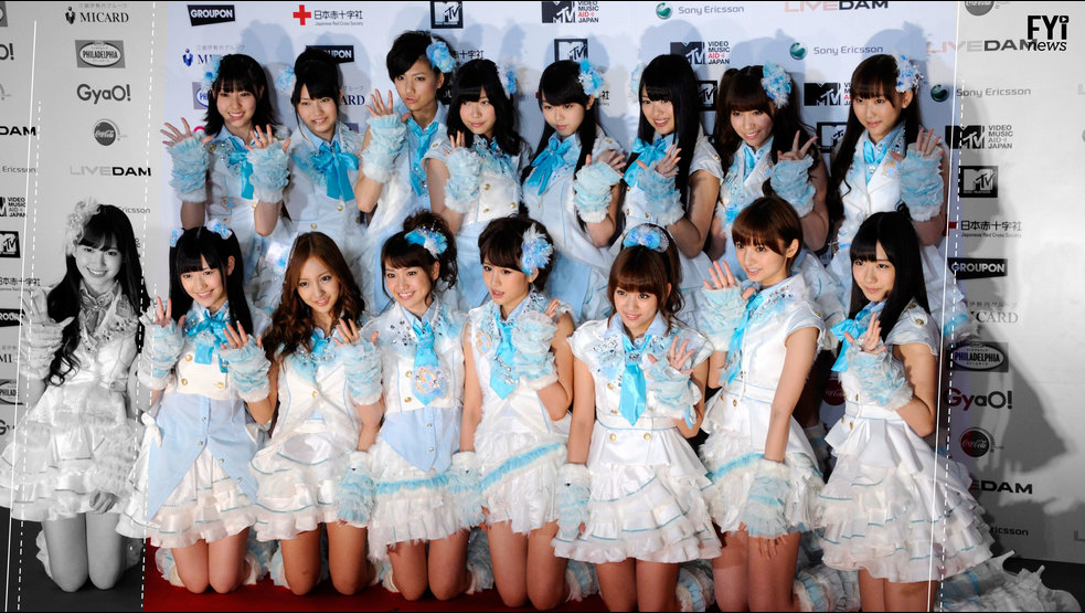 AKB48: The Largest Pop Group